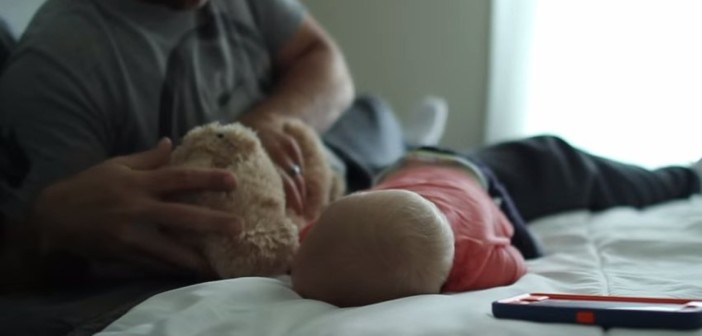 Hogyan szökjünk meg egy alvó babától?