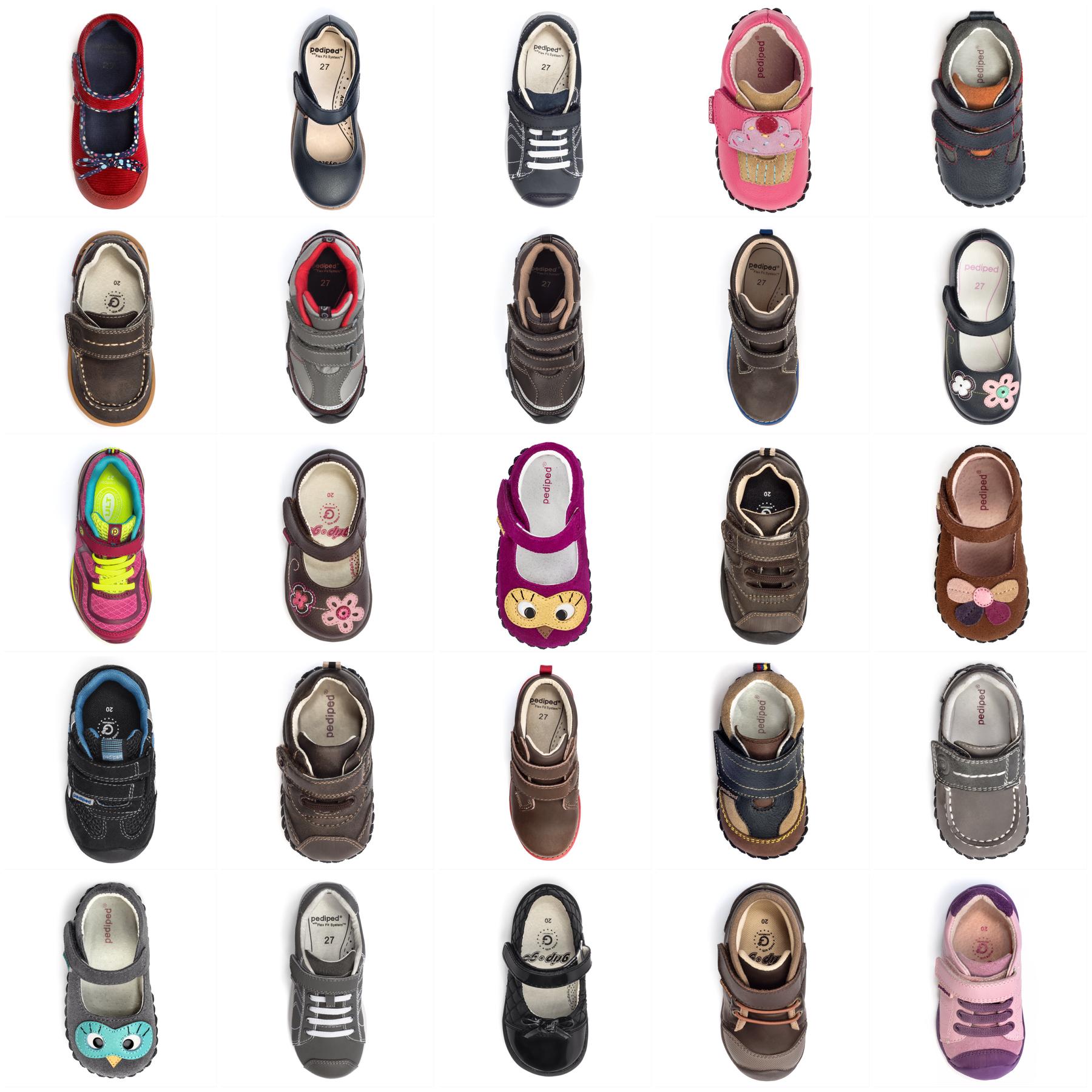 a136a4a5be58 A pediped™ minden tényezőt szem előtt tart a különböző korosztályok számára  készülő cipők tervezésekor. A fent említett alapkövetelmények mellett  eltérő ...